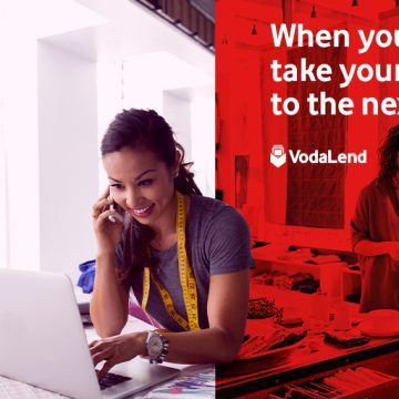 Shop now and pay later with VodaLend