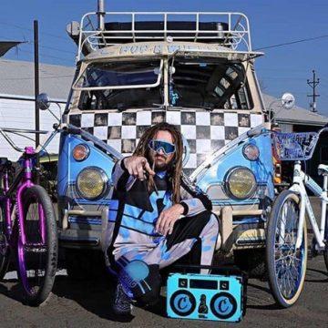 A professional BMX biker's lifelong connection to Volkswagen