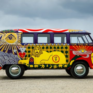 #TBT: Volkswagen celebrates five colorful art cars from around the world