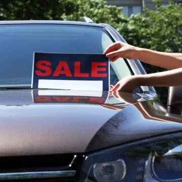 How to increase your resale value when selling your used car