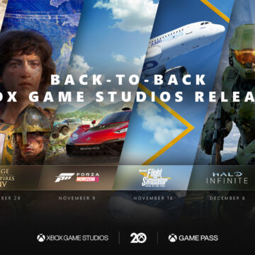 Get ready for 3 months of back-to-back blockbuster game launches in Xbox Game Pass