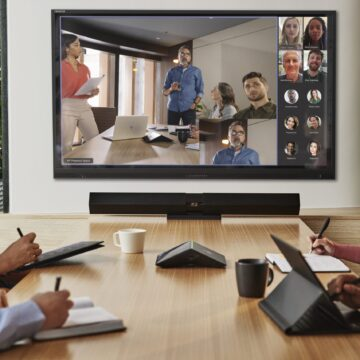 HP Presence introduces suite of conferencing and collaboration solutions for hybrid work