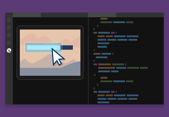 Improved authoring and debugging experiences in Microsoft Edge DevTools and Visual Studio Code