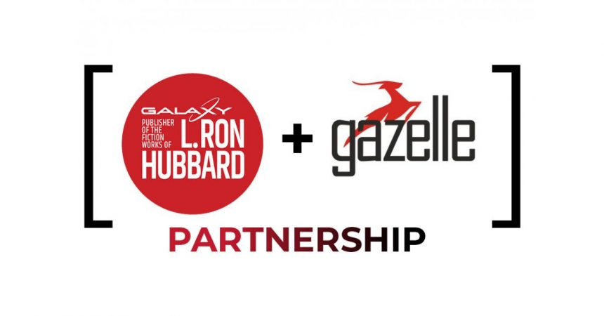 Galaxy Press announces its partnership with  Gazelle Book Services in the United Kingdom